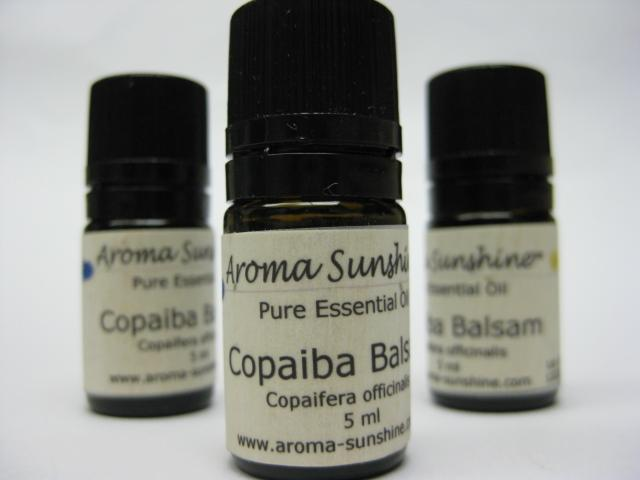 Essential Oil Copaiba Balsam -コパイバ精油